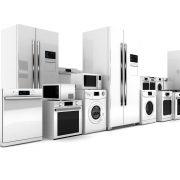 gama blanca electrodomestiscos paredes